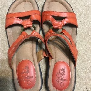Life Stride Sandals.
